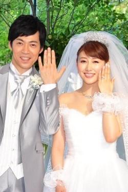 安めぐみさんと東貴博さん