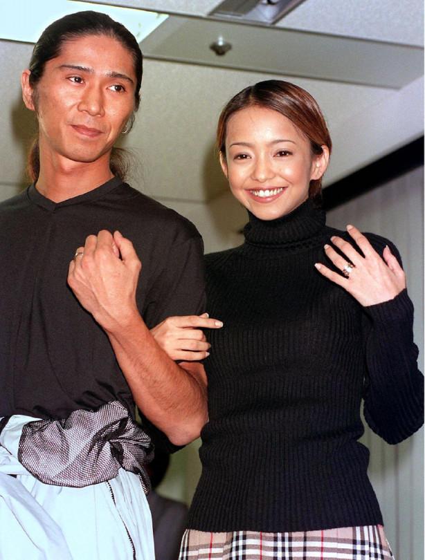 安室奈美恵さんとSAMさん
