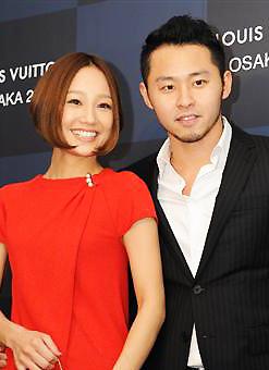千紗さんと北島康介さん
