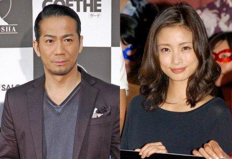 HIROさんと上戸彩さん