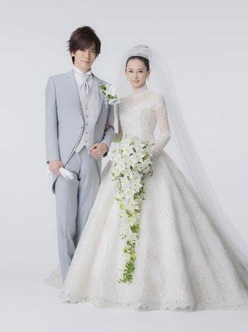 北川景子さんとDAIGOさん