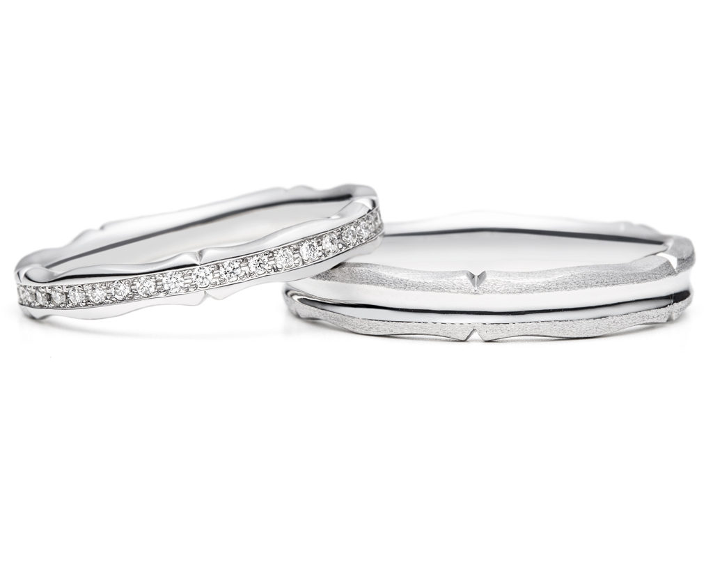 アフラックスの結婚指輪
