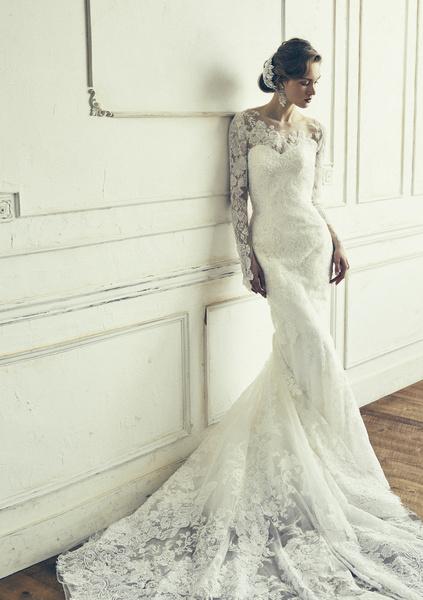 桂由美のドレス