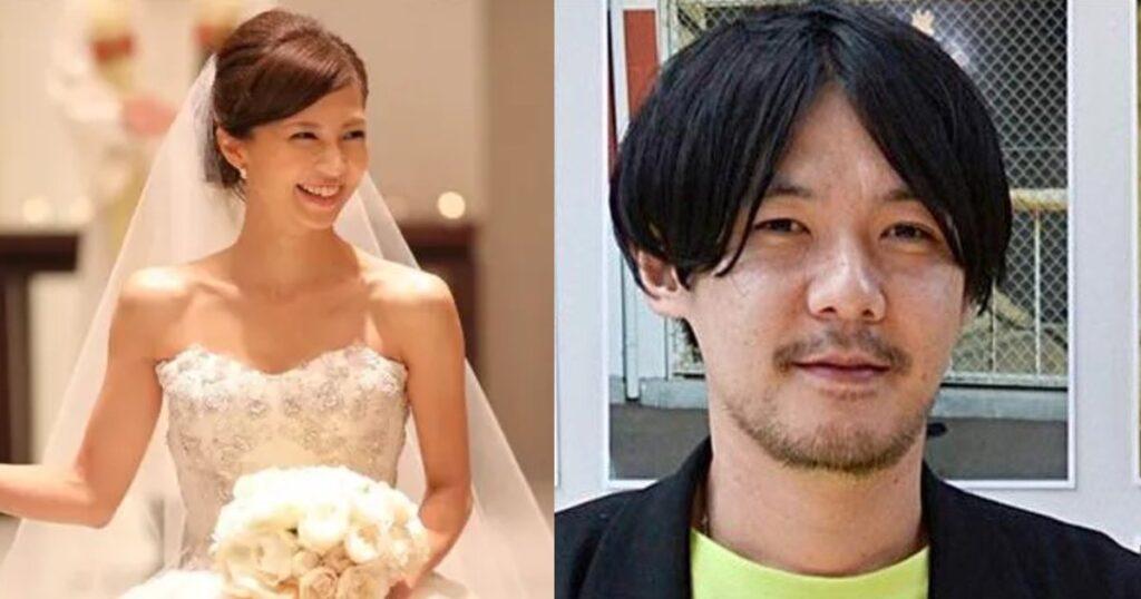 安田美沙子さんと下鳥直之さん