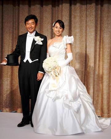 東尾理子さんと石田純一さん