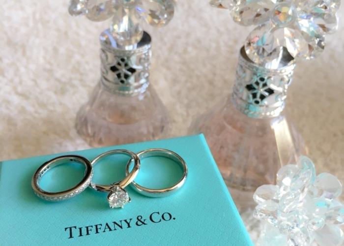 ティファニーの指輪