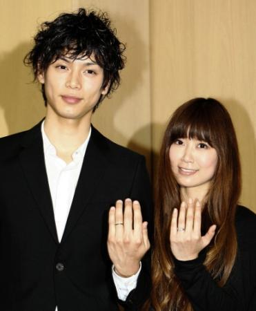 水嶋ヒロさんと絢香さん