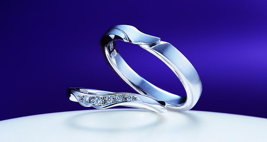 俄の指輪 唐花