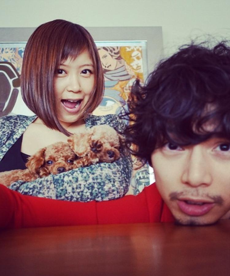 絢香さんと水嶋ヒロさん